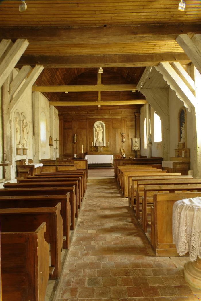 Journées du patrimoine 2018 - Visite commentée de l'Église Saint-Romain