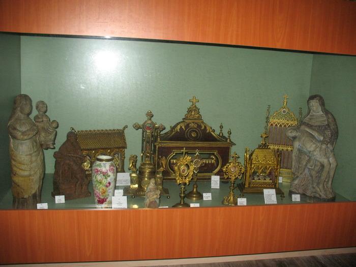 Journées du patrimoine 2018 - Visite commentée de l'église Sainte-Croix et de son Trésor