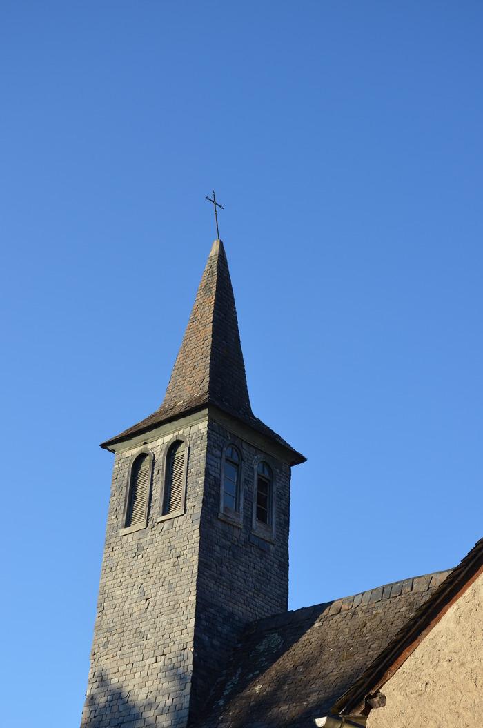 Journées du patrimoine 2018 - Visite commentée de l'église Sainte-Lucie à la veille de sa restauration