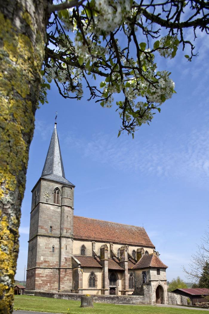 Journées du patrimoine 2018 - Visite commentée de l'église Saint-Gall