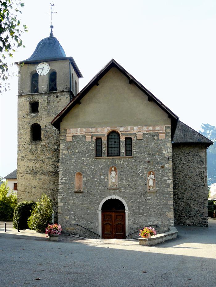 Journées du patrimoine 2018 - Visite commentée de l'église Saint-Martin.