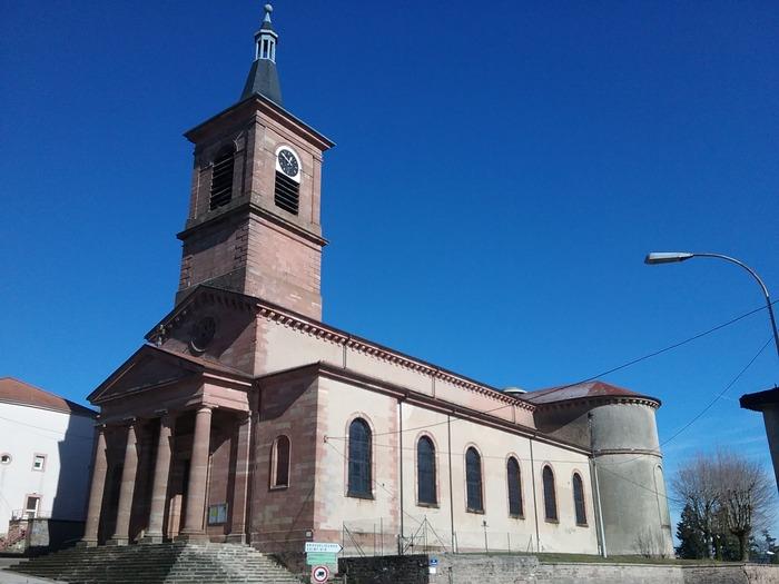 Journées du patrimoine 2019 - Visite commentée de l'église de Bruyères