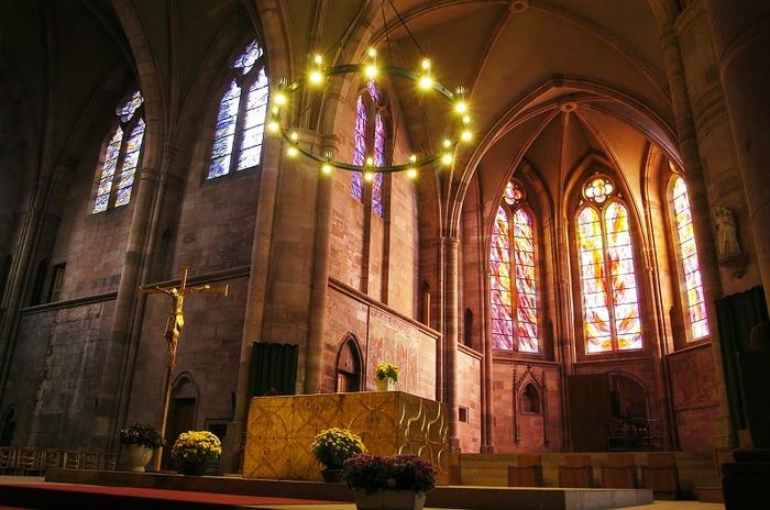 Journées du patrimoine 2018 - Visite commentée de l'ensemble Cathédral de Saint-Dié-des-Vosges