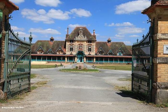Journées du patrimoine 2018 - Visite commentée de l'espace La Charité à Lavault-Sainte-Anne.