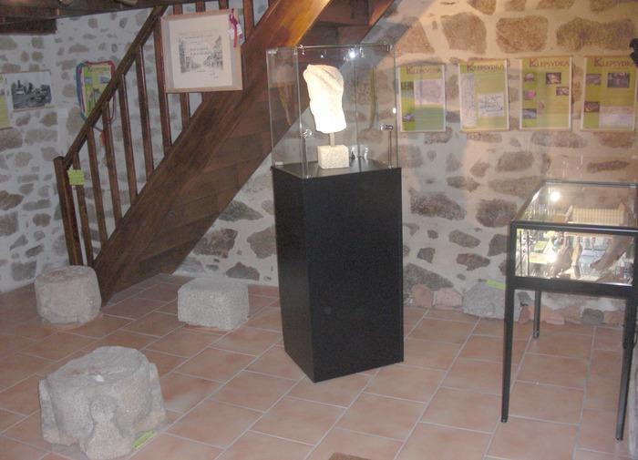 Journées du patrimoine 2018 - Visite commentée de l'espace patrimoine Klepsydra