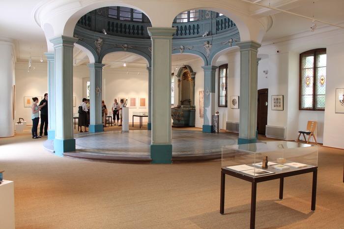 Journées du patrimoine 2018 - Visite commentée de l'exposition de Eva Jehlen