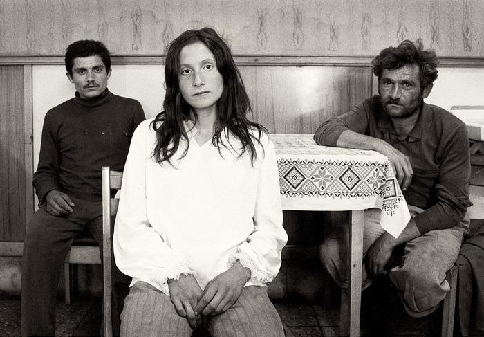 Crédits image : Erdöbenye, Hongrie, 1979 © Pentti Sammallahti