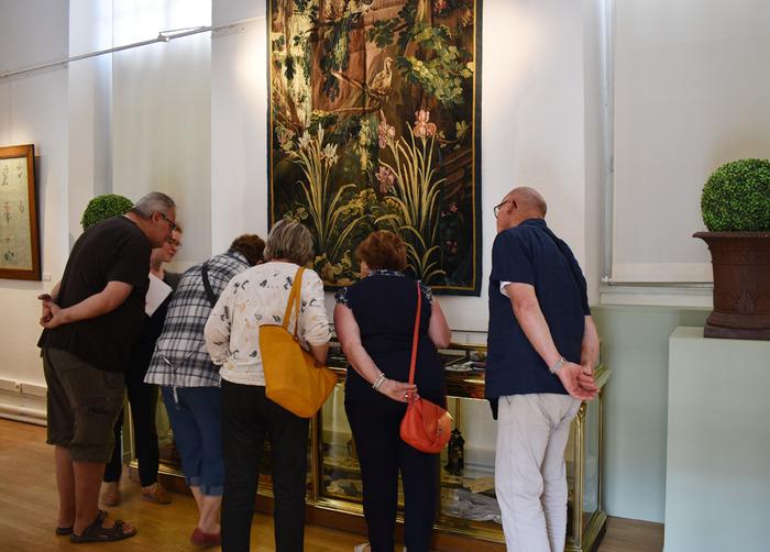 Journées du patrimoine 2018 - Visite commentée de l'exposition «Jardins entre rêve et réalité»