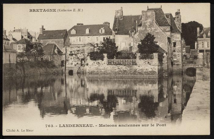 Journées du patrimoine 2018 - Visite commentée de l'exposition sur les architectes landernéens Le Meur