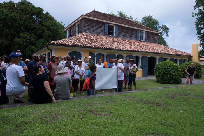 Journées du patrimoine 2018 - De l'utile à l'agréable : visite de l'Habitation Pécoul