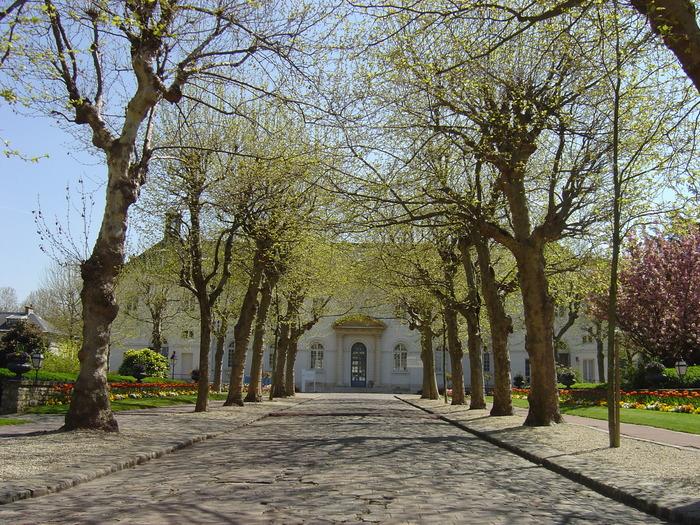 Journées du patrimoine 2017 - Visite commentée de L'hôpital La Rochefoucauld et de ses jardins