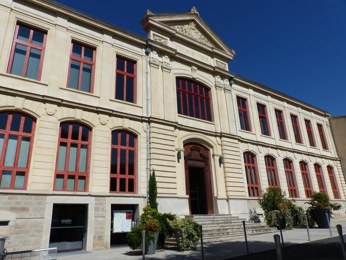 Journées du patrimoine 2018 - Visite commentée de l'Hôtel d'agglomération.