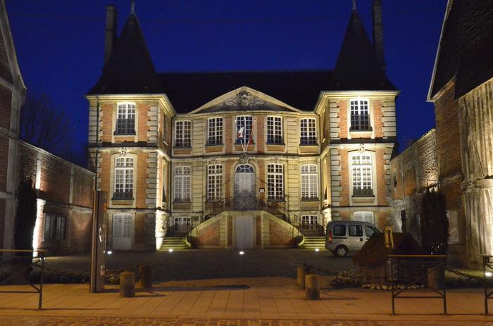 Journées du patrimoine 2018 - Visite guidée de l'hôtel de Brilly,  mairie actuelle