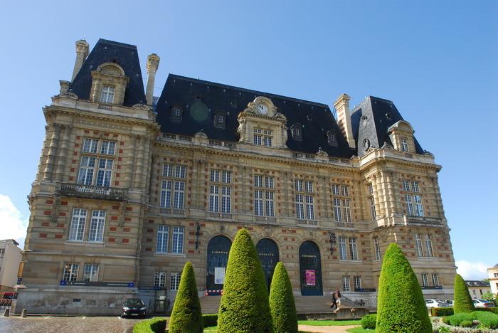 Journées du patrimoine 2018 - Visite commentée de l'Hôtel de ville de Versailles - Ancien hôtel Conti