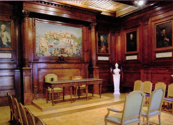 Journées du patrimoine 2018 - Visite commentée de l'Hôtel de ville et du bureau de Monsieur le Maire