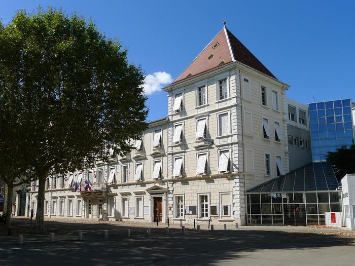 Journées du patrimoine 2018 - Visite commentée de l'hôtel de Ville.