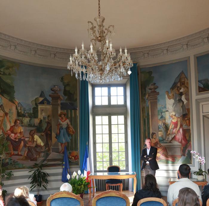 Journées du patrimoine 2018 - Visite commentée de l'Hôtel de Ville