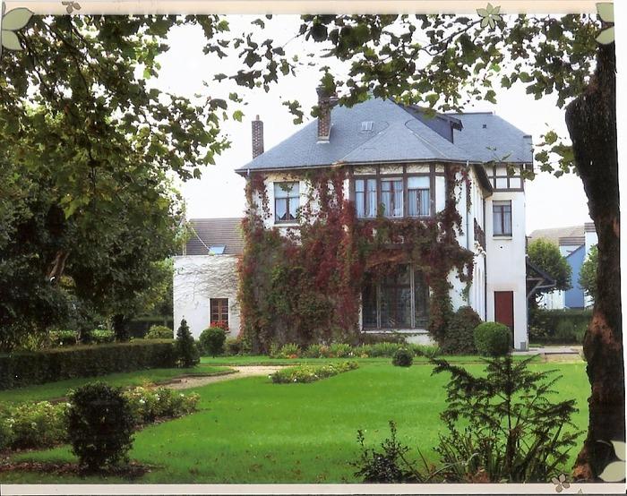 Journées du patrimoine 2018 - Visite guidée de l'hôtel des ingénieurs des Tréfileries et Laminoirs