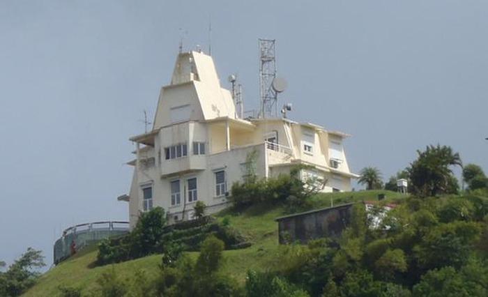 Journées du patrimoine 2017 - Visite commentée de l'Observatoire Volcanologique et Sismologique de Martinique