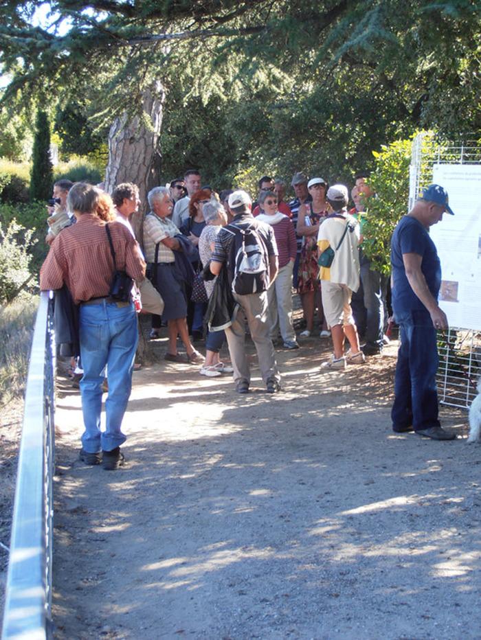 Journées du patrimoine 2018 - Visite commentée de l'oppidum