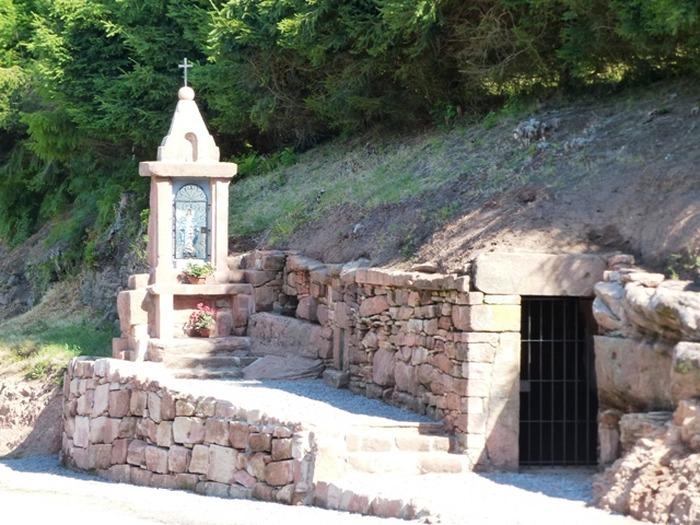 Journées du patrimoine 2019 - Visite commentée de l'Oratoire de la ferme des anges