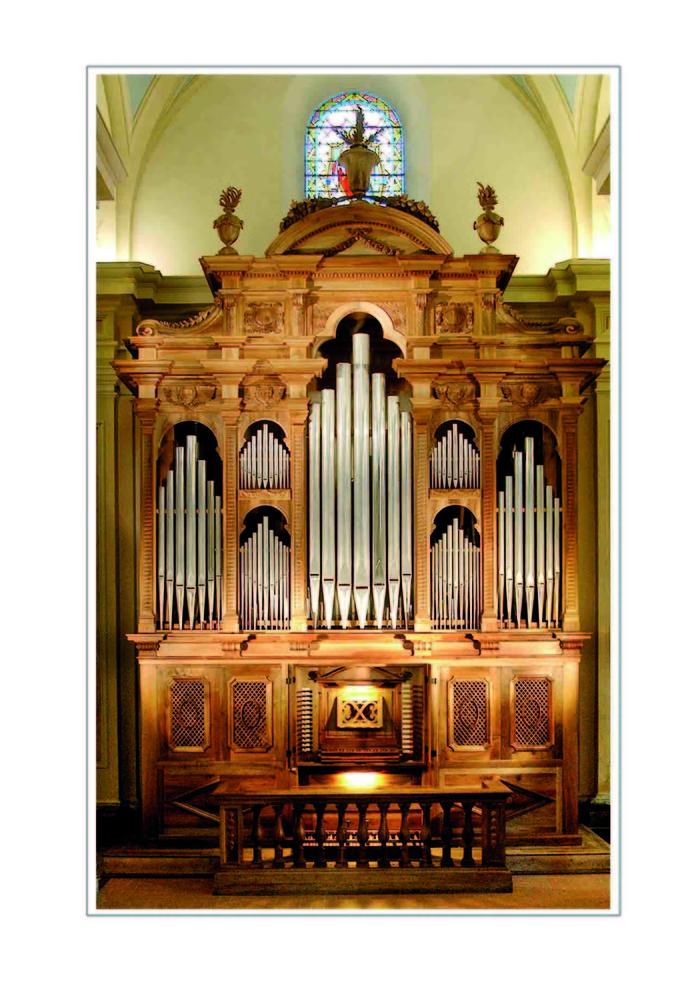 Journées du patrimoine 2017 - Visite commentée de l'orgue