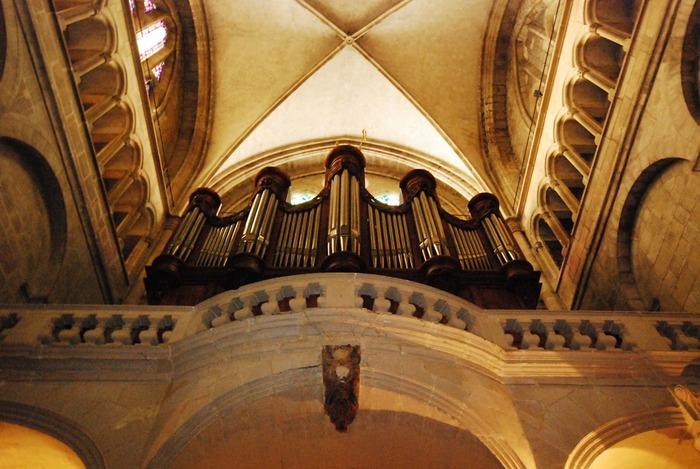Journées du patrimoine 2018 - Visite commentée de l'orgue de Saint-Barnard, classé monument historique.