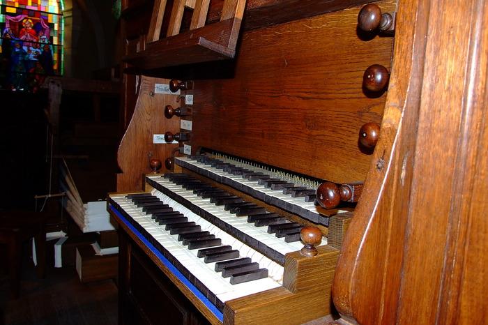 Journées du patrimoine 2018 - Visite commentée de l'orgue historique (1720) et petit concert.