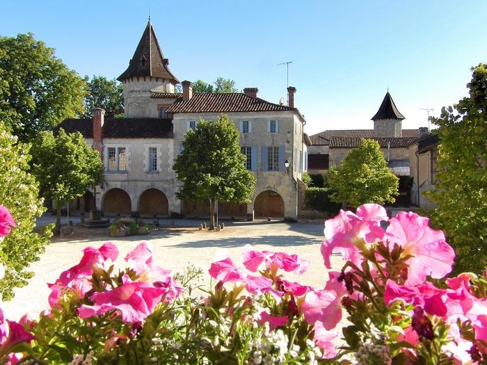 Journées du patrimoine 2018 - Visite commentée de la bastide de Saint-Justin
