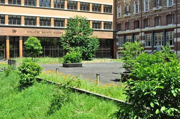 Journées du patrimoine 2018 - Visite commentée de la Bibliothèque Sainte-Barbe (ancien Collège Sainte-Barbe)