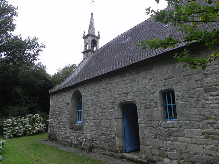 Journées du patrimoine 2018 - Visite commentée de la chapelle Saint-Mériadec