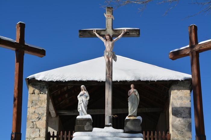 Journées du patrimoine 2018 - Visite guidée de la chapelle du Calvaire