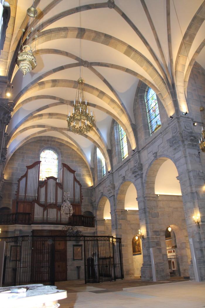 Journées du patrimoine 2018 - Visite commentée de la chapelle du Centre diocésain