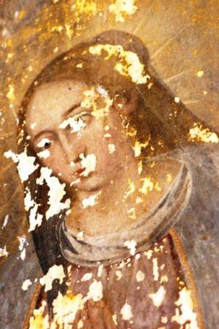 Journées du patrimoine 2018 - Visite commentée de la chapelle et de ses fresques