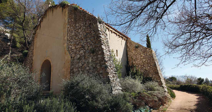 Journées du patrimoine 2018 - Visite commentée de la Chapelle Saint-Marc la Morée