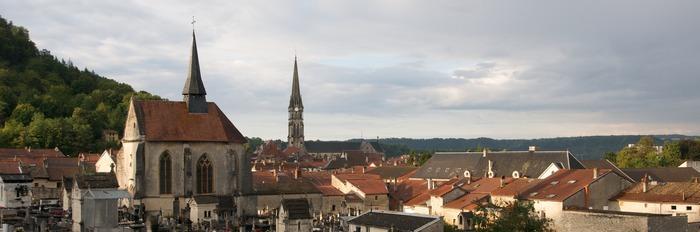 Journées du patrimoine 2018 - Visite commentée de la chapelle Sainte-Anne