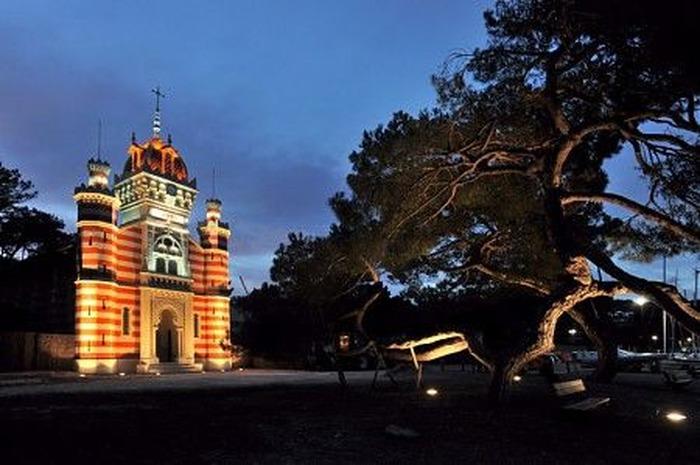 Crédits image : © Chapelle de la villa algérienne