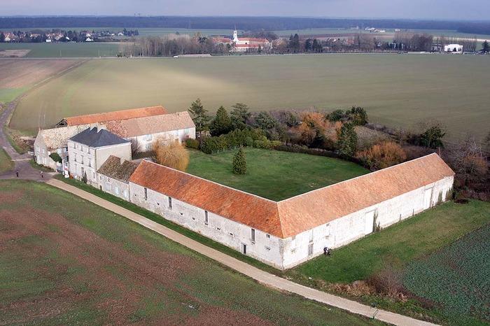 Journées du patrimoine 2018 - Visite commentée de la ferme de Beaurain par le Parc Naturel Régional de La Haute Vallée de Chevreuse