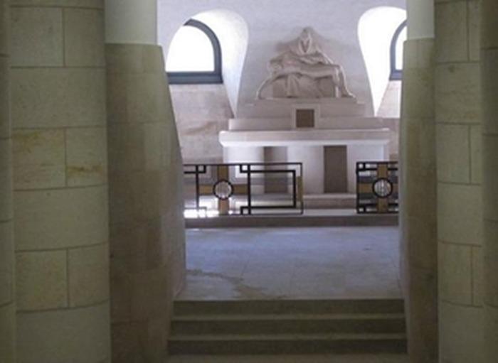 Journées du patrimoine 2017 - Visite commentée de la crypte et chapelle