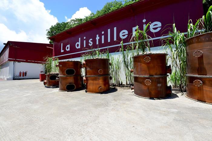Journées du patrimoine 2018 - Visite commentée de la distillerie JM