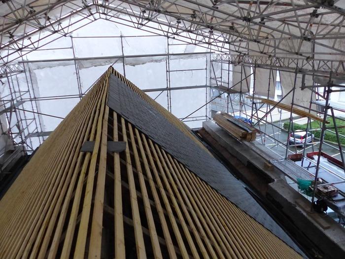 Journées du patrimoine 2018 - Visite commentée de la Maison du Peuple - Saint Malo