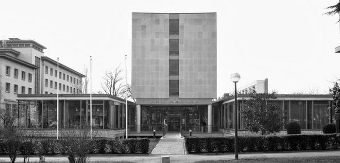 Journées du patrimoine 2017 - Visite commentée de la Maison Heinrich Heine