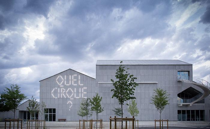 Journées du patrimoine 2018 - Visite commentée de La Marnaise, site du Centre national des arts du cirque