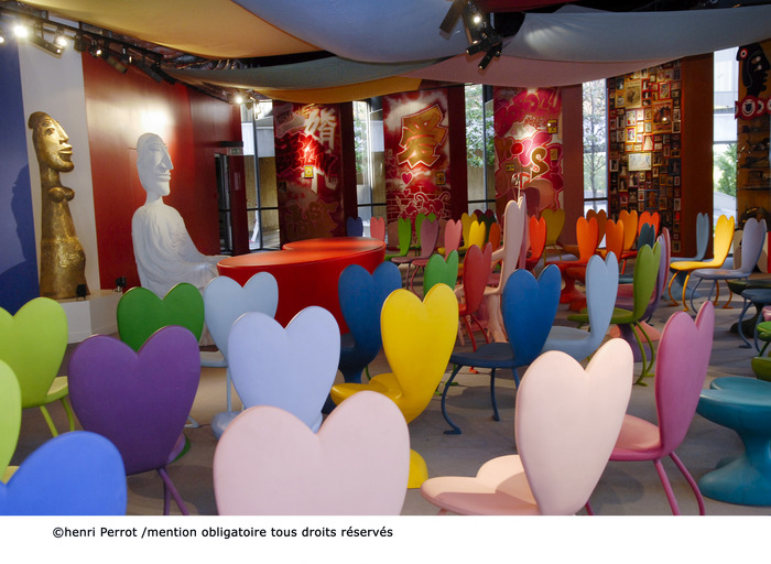 Journées du patrimoine 2018 - Visite commentée de la salle des mariages de l'hôtel de ville de Bobigny