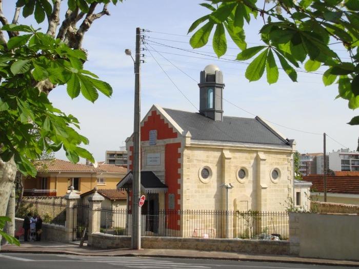 Journées du patrimoine 2018 - Découverte de la synagogue