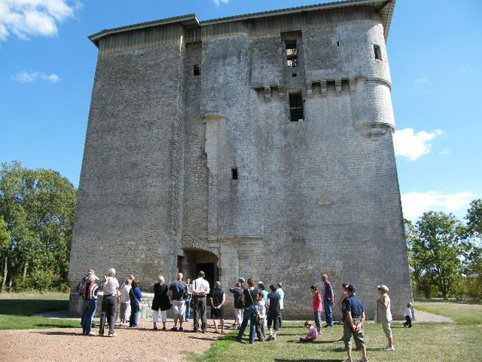 Journées du patrimoine 2017 - Visite commentée de la Tour de Moricq