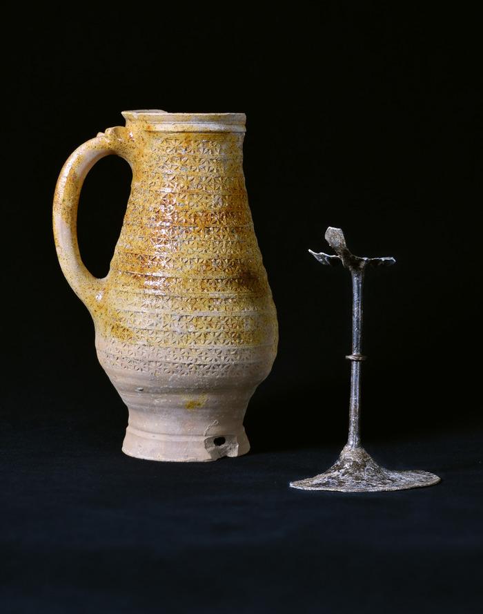 Journées du patrimoine 2018 - Actualité archéologique de Saint-Denis : visite commentée de la nouvelle vitrine