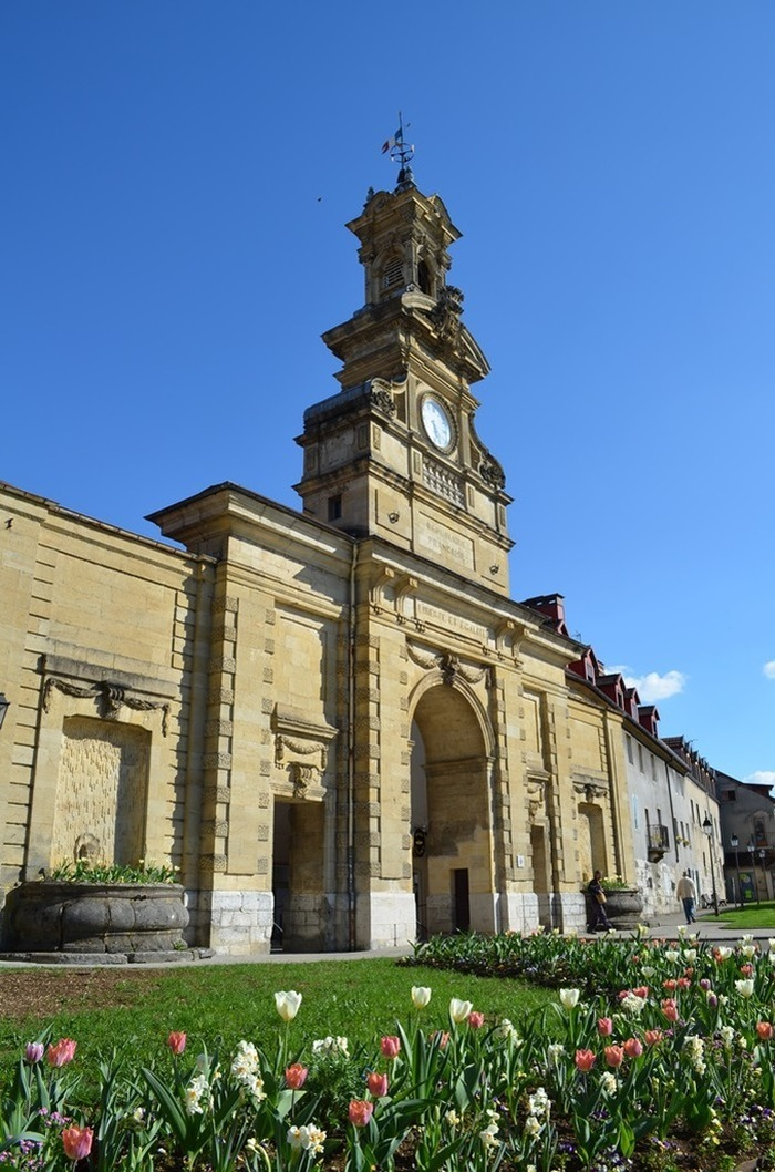 Journées du patrimoine 2018 - Visite commentée de Pontarlier