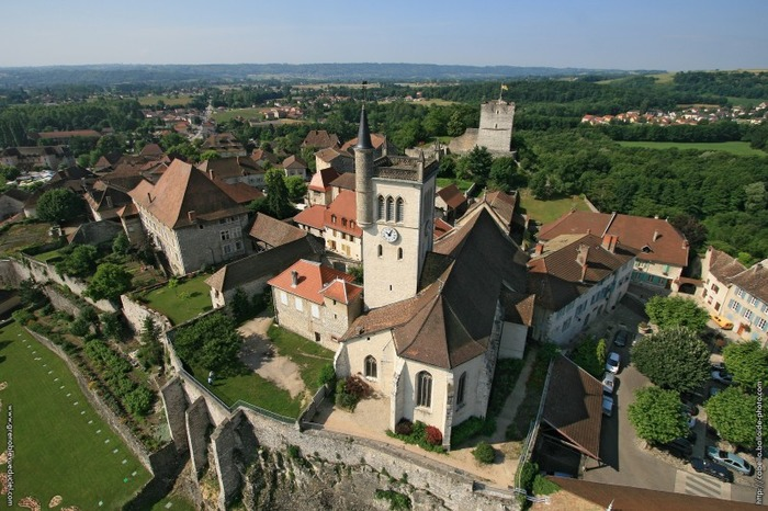 Journées du patrimoine 2018 - Circuit découverte du cœur historique de Morestel.