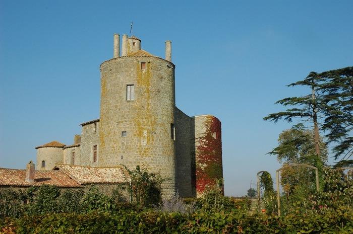 Journées du patrimoine 2018 - Visite des extérieurs du château de Muflet